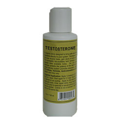 Testosterone Gel Cream